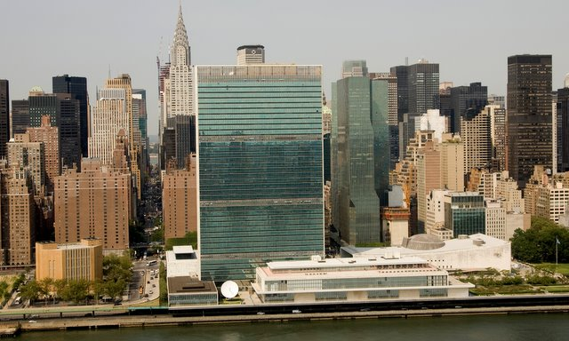 The UN as Change Agent?