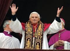 Pope Retiring – Evolution at Play?