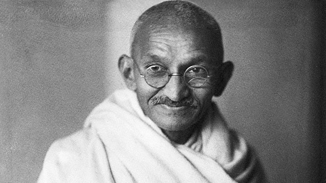 "Give Your Gift to ""Gandhi's Gift"""