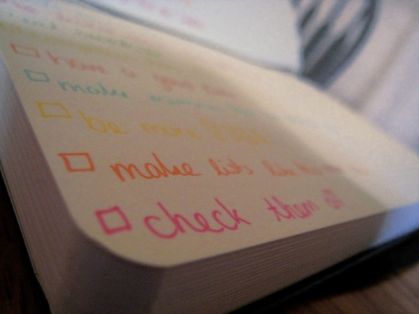 We are Not Our To-Do Lists!