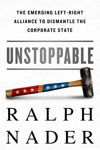 Recommended: Coffee Party USA Book Club & Ralph Nader's Unstoppable