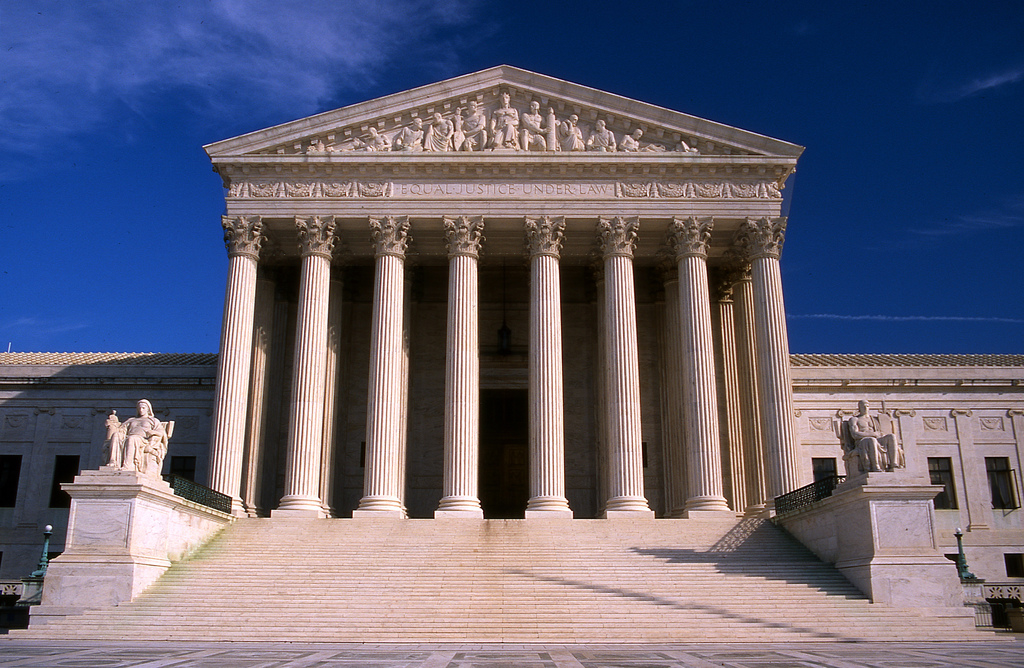 The Supreme Court and Our Supreme Vision