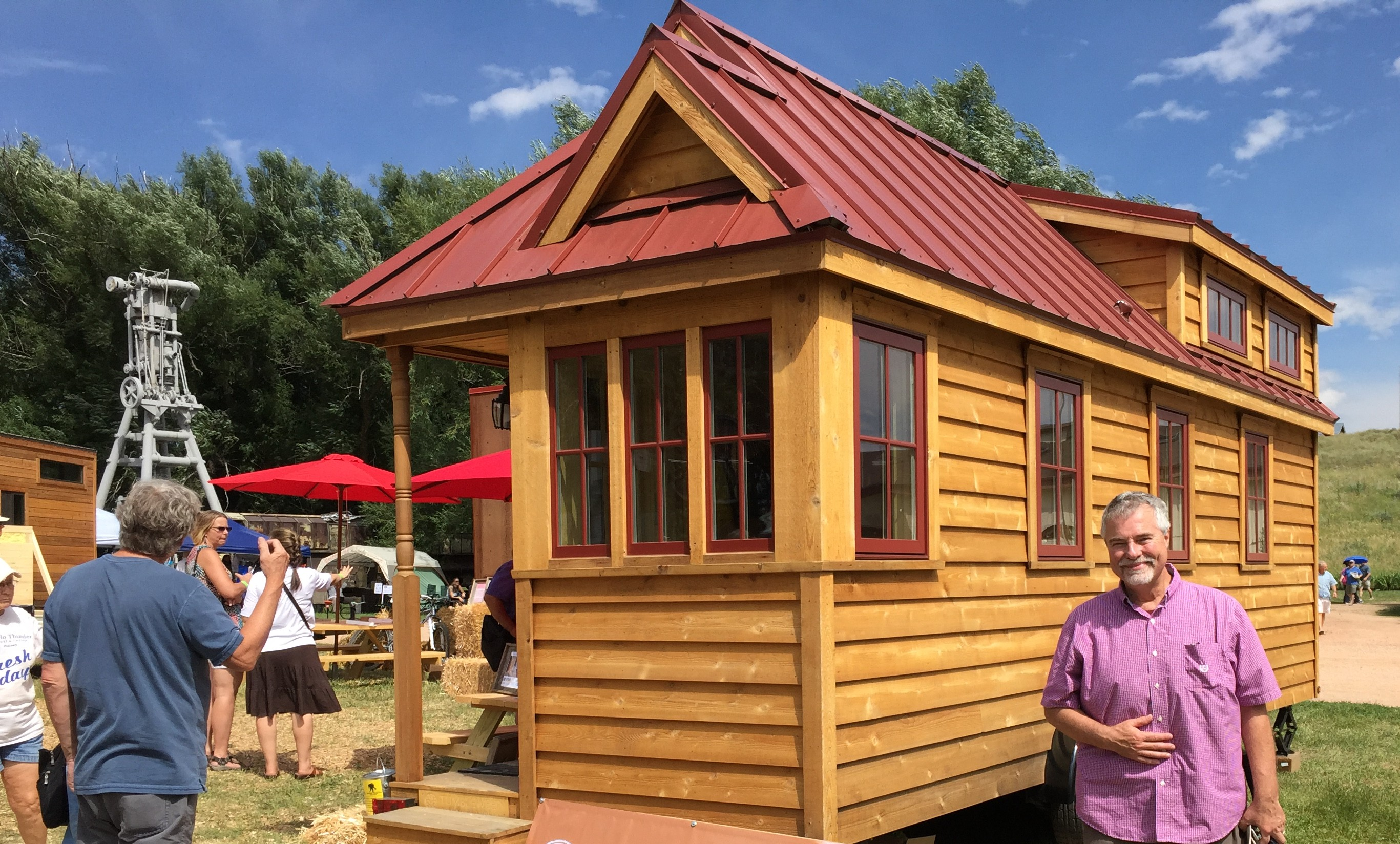 Why Our Fascination with Tiny Houses?