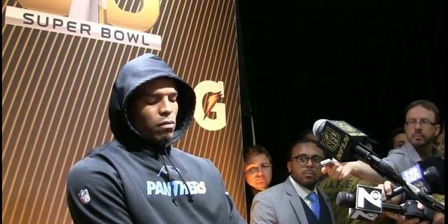 Cam Newton – Our Judgment or Our Compassion?