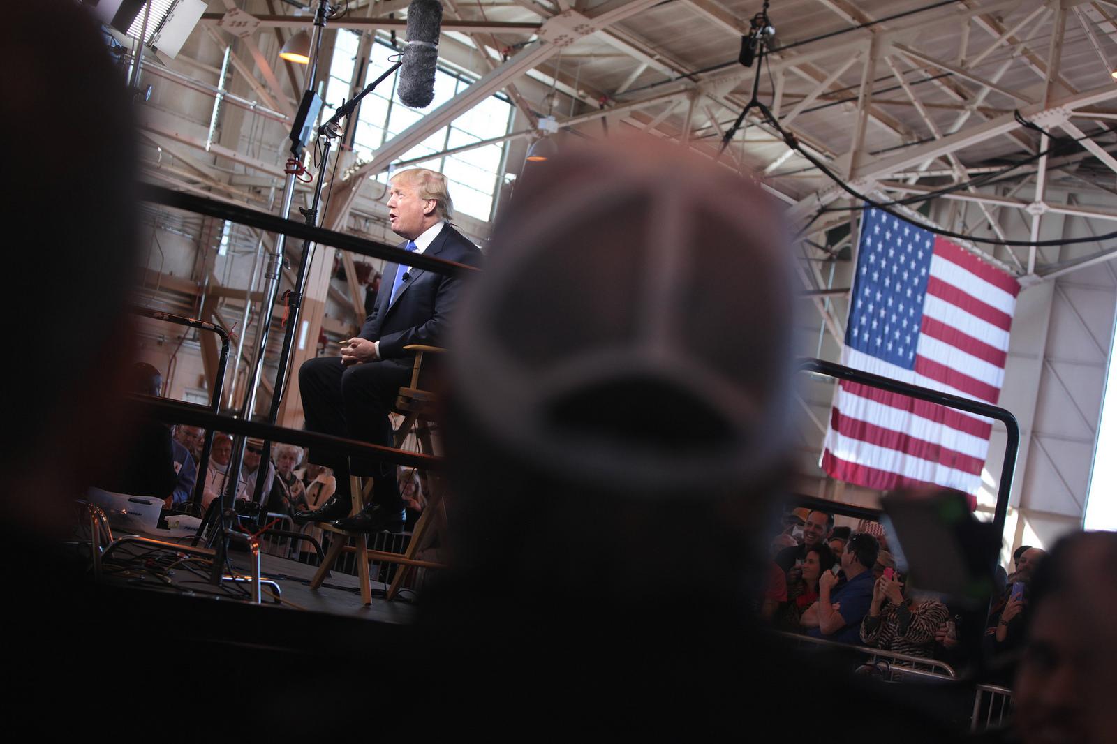 Transcending Fear…and Donald Trump