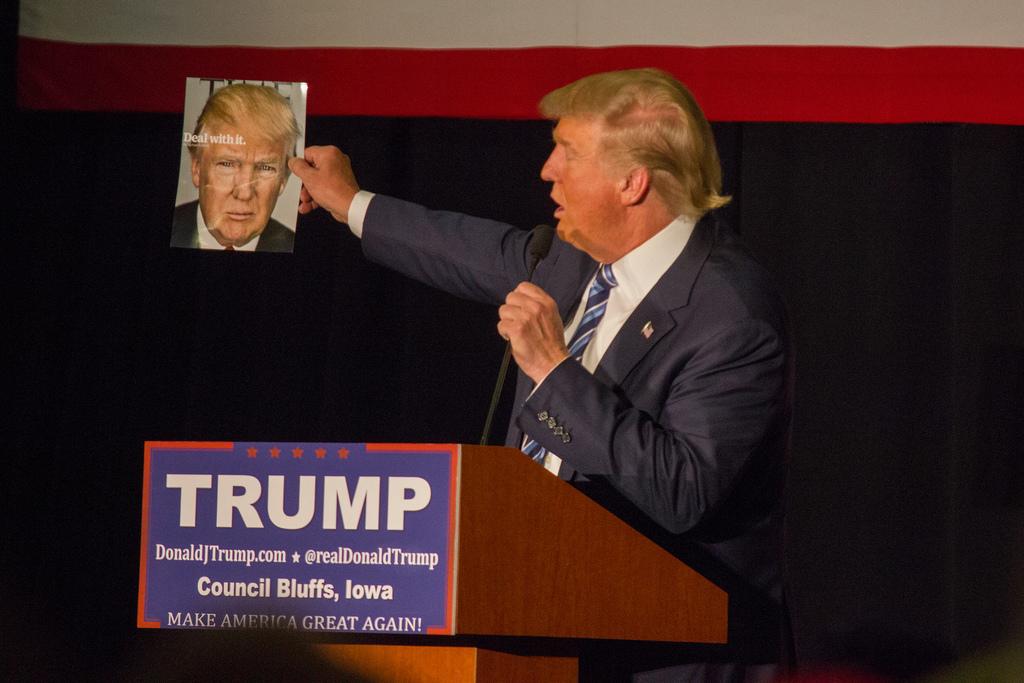 The Paradox of Donald Trump