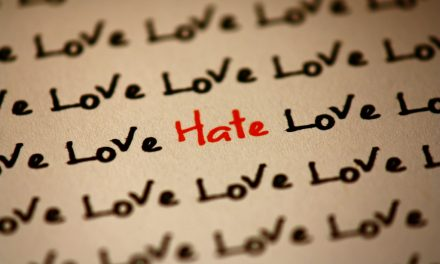 Letting Go of Hate
