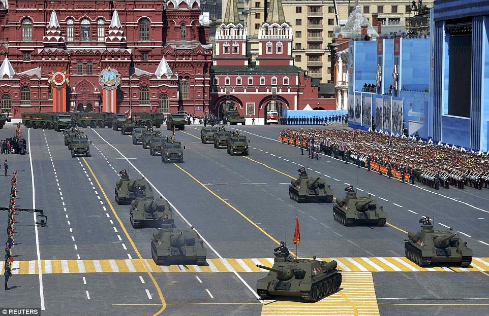 Trump's Military Parade Folly