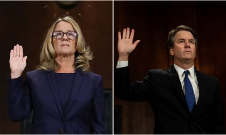 The Kavanaugh Hearings and Our Evolution