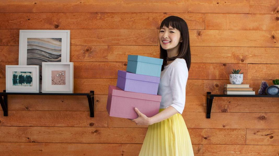 Netflix and Marie Kondo: Decluttering to a Life of Joy