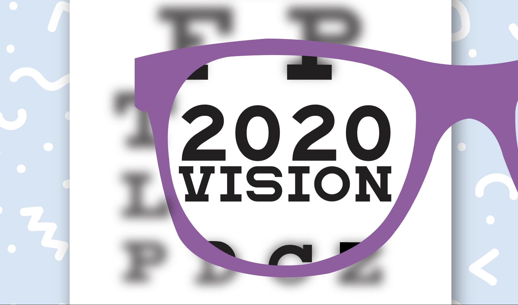 A 2020 Global Vision