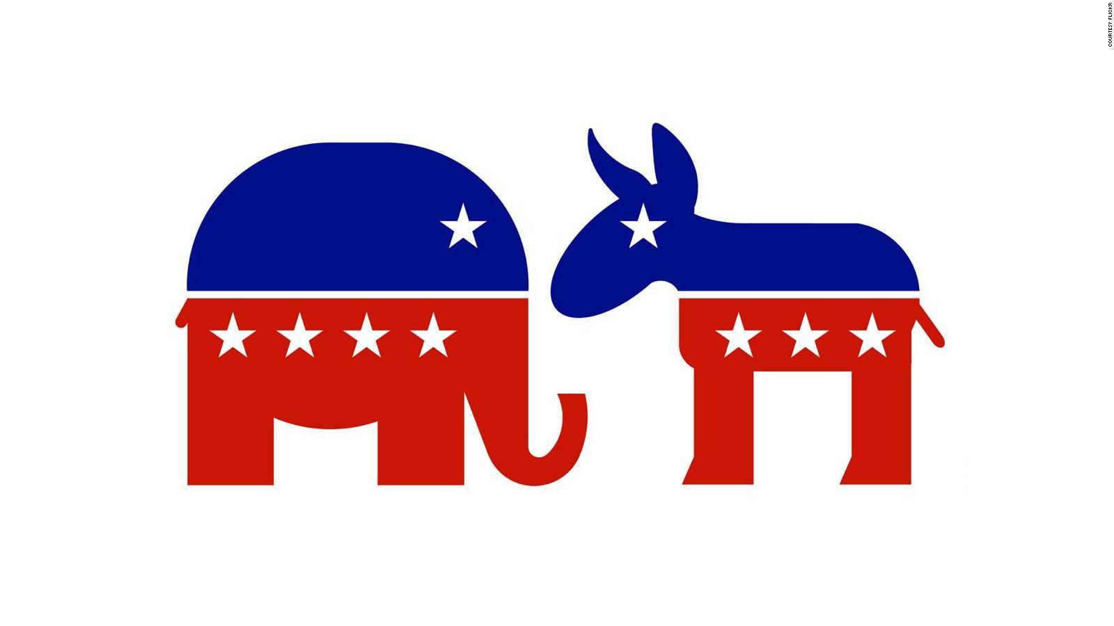Democrats or Republicans?  Coke or Pepsi?